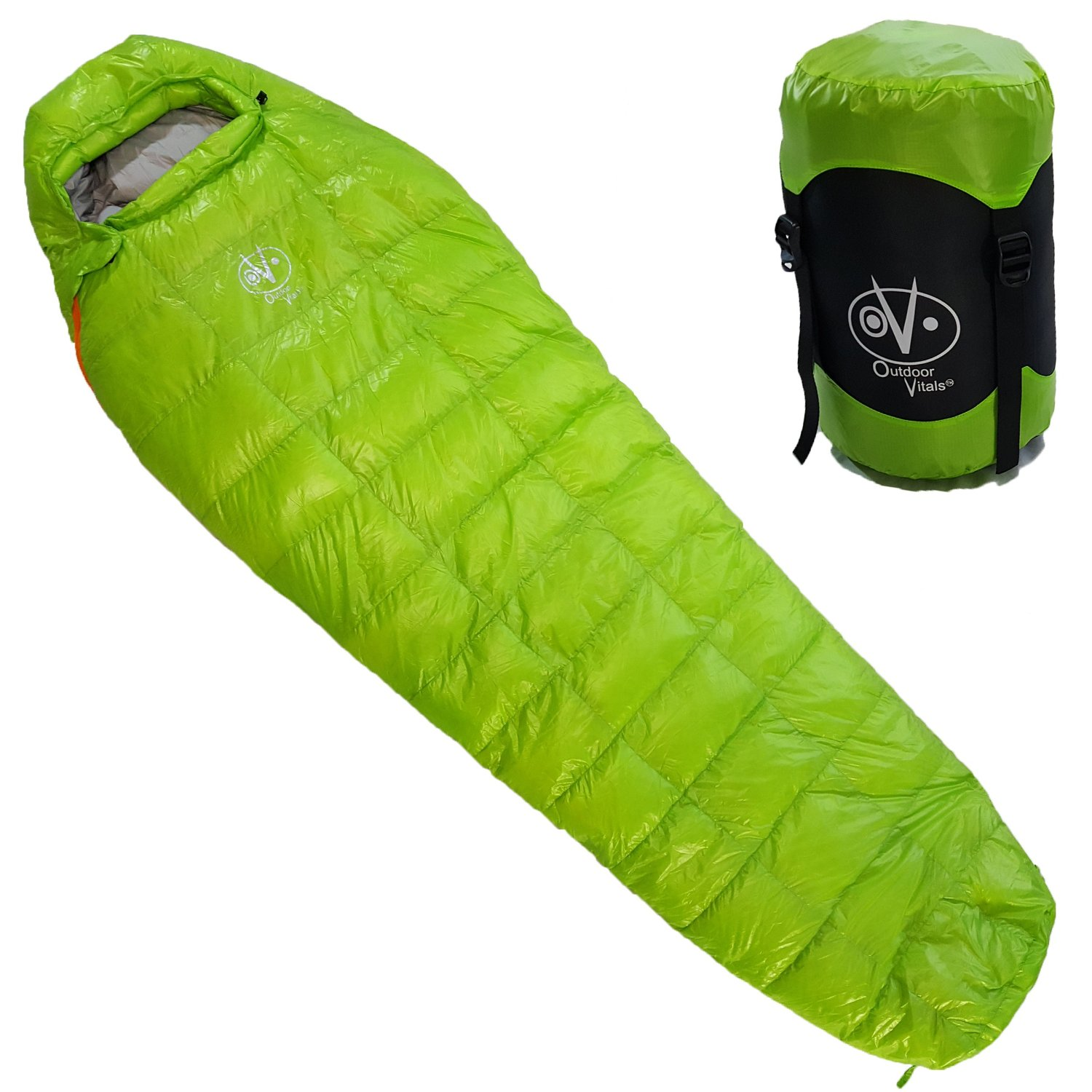 Outdoor Vitals – Down 0 Degree High Quality Down Sleeping ...